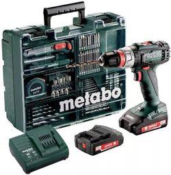 купить Шуруповёрт Metabo BS 18 L Quick Set 602320870 в Кишинёве