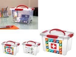 "Container Econova ""Trusa medicala"" 5.5l, 28X20X17cm"