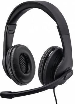 купить Наушники с микрофоном Hama 139923 HS-P200 в Кишинёве