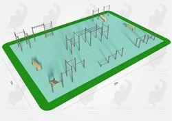 Спортивная площадка K-5