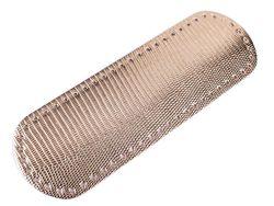 Bază pentru geantă, 10x30 cm / Auriu