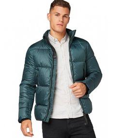 Куртка Tom Tailor Темно зеленый tom tailor 1012109
