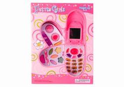 Set cosmetica pentru papusa 3 nivele (telefon mobil)