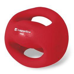 Медицинский мяч с ручками 6 кг inSPORTline 13490 (3008)