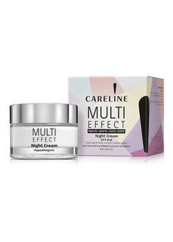 Crema de noapte Careline Multi Effect, 50 ml