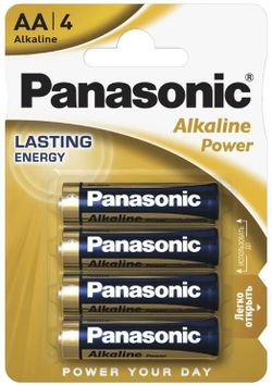 купить Батарейка Panasonic LR6REB/4BPR blister в Кишинёве