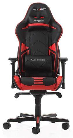 купить Gaming кресло DXRacer Racing PRO GC-R131-NR-V2, Black/Black/Red в Кишинёве