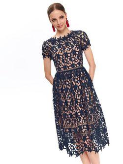 Платье TOP SECRET Темно синий ssu2737