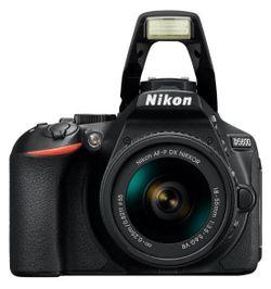 купить Фотоаппарат зеркальный Nikon D5600 kit AF-S 18-140VR bk в Кишинёве