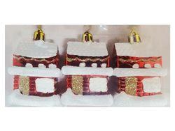 Set decoratiuni pentru brad