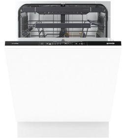 Gorenje GV 66161 Встраиваемая посудомоечная машина