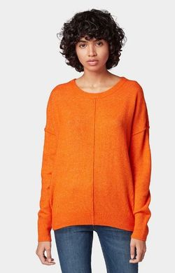 Pulover Tom Tailor Oranj 1014620.xx. tom tailor