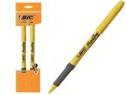 Набор маркеров текстовыделителей Brite Liner Grip 2шт желтых