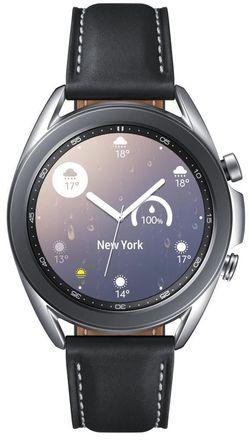 cumpără Ceas inteligent Samsung SM-R850 Galaxy Watch3 Bluetooth (41mm) Silver în Chișinău