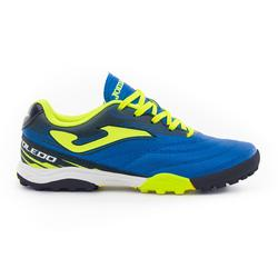 Футбольные бампы JOMA - TOLEDO JR 2004 ROYAL-LIMON TURF