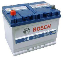Аккумулятор Bosch Silver S4 027 (0 092 S40 270)