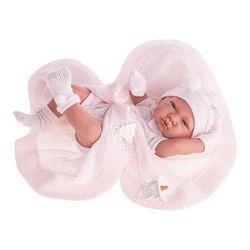 Doll copilul Tony în roz, 42 cm Cod 5064