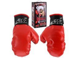 Набор перчатки боксерские и груша 49X19cm