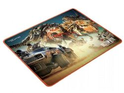 Коврик для игровой мыши Qumo Godzilla 280 x 230 x 3 мм