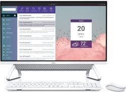 Sistem Desktop Dell Inspiron 7700 Silver/White (5-1135G7 8Gb 512Gb MX330 W10P)