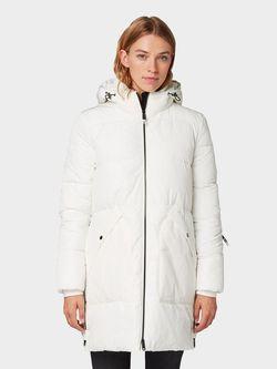 Куртка Tom Tailor Белый tom tailor col.18476