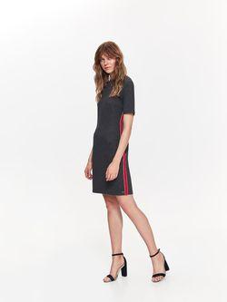 Платье TOP SECRET Темно серый ssu2319