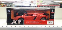 Машина 1:16 на радиоуправлении XF, код 20008