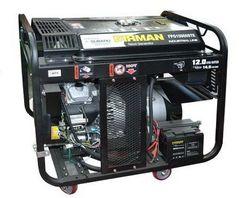 Генератор FPG 15000TSE AC 220/380В 10 кВ Бензин FIRMAN