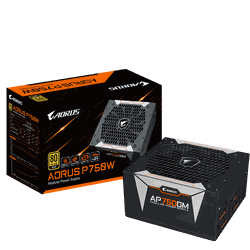 Power Supply ATX 750W GIGABYTE Aorus GP-AP750GM