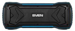 cumpără Boxă portativă Bluetooth Sven PS-220 Black-Blue în Chișinău