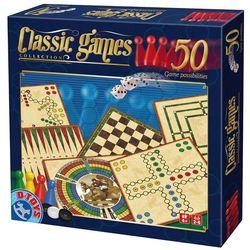 Игровой набор Colectie de 50 jocuri Clasice, код 41186