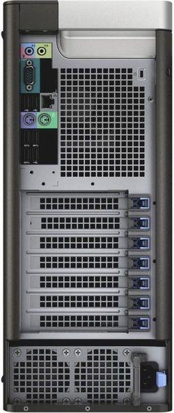 Системный блок Dell Precision T5820 (Xeon W-2123 32Gb 256Gb Quadro P2000 W10P)