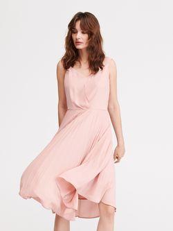 Платье RESERVED Светло розовый wb971-03x