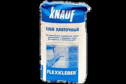 Клей термостойкий на цементной основе Knauf Flexkleber 25 kг
