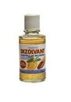 Жидкость для снятия лака (без ацетона) с эфирным маслом апельсина