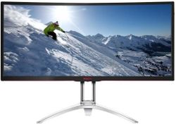 "купить Монитор LED 34"" AOC AGON AG352QCX MVA Black в Кишинёве"