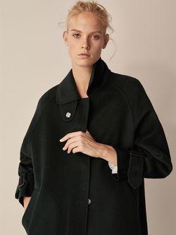 Куртка Massimo Dutti Темно зеленый massimo dutti 6402/546