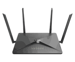 D-Link DualBand Wireless Gigabit Router, DIR-882, AC2600 MU-MIMO