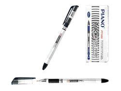 Ручка гелевая PT-555 soft ink,0.7mm, синяя