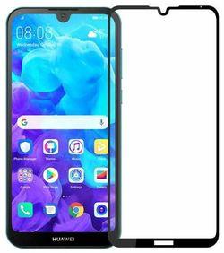 Защитное стекло Cover'X для Huawei Y5 2019 (all glue)