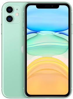 cumpără Smartphone Apple iPhone 11 64Gb Green (MHDG3) în Chișinău