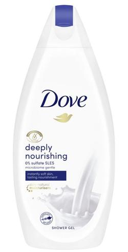 Гель для душа Dove Deeply Nourishing, 250 мл