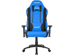 Gaming Chair AKRacing Core AK-EX-SE-BL Black/Blue, User max load up to 150kg / height 160-190cm