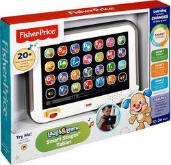 Умный планшет с технологией Smart Stages (рус.) Fisher-Price, код DHY54