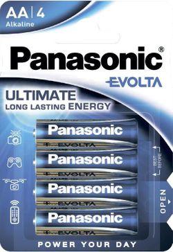 купить Батарейка Panasonic LR6EGE/4BP blister в Кишинёве