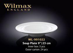 Тарелка WILMAX WL-991022 (глубокая 23 см)