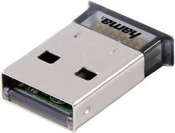 купить Аксессуар для ноутбука Hama 49218 Bluetooth® USB Adapter, version 4.0 C2 + EDR в Кишинёве