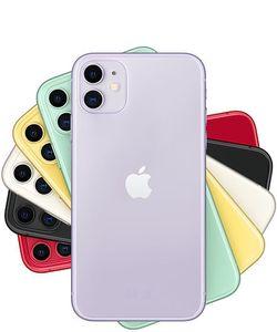 Apple iPhone 11 64GB, Black MD