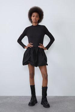 Платье ZARA Чёрный 0264/823/800