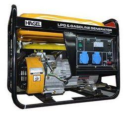 Генератор 3500 CL AC 220V 2.8 кВ Бензин HAGEL